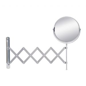 Bathroom Origins Reversible Extendible Magnifying Mirror - 100916